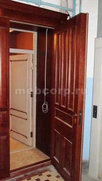 входные двери в квартиру северное тушино