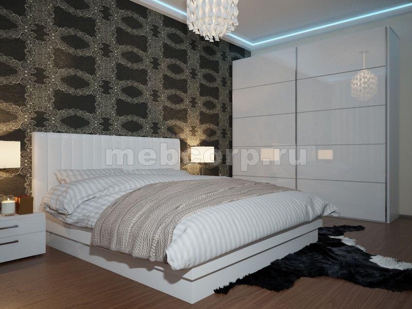изготовление на заказ спальни по индивидуальному дизайну в санкт