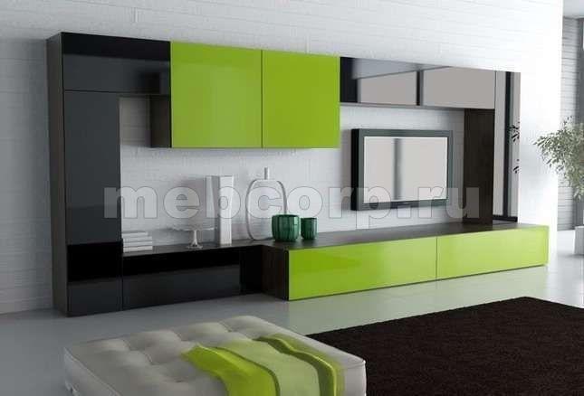 новинки дизайна мебели года стенки горки гостиные гостиные