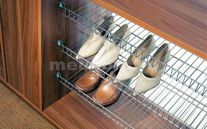 оборудование гардеробной, современные системы хранения вещей и одежды, приспособления для шкафов, аксессуары