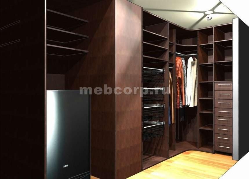 дизайн гардеробной в квартире фото реальные #5